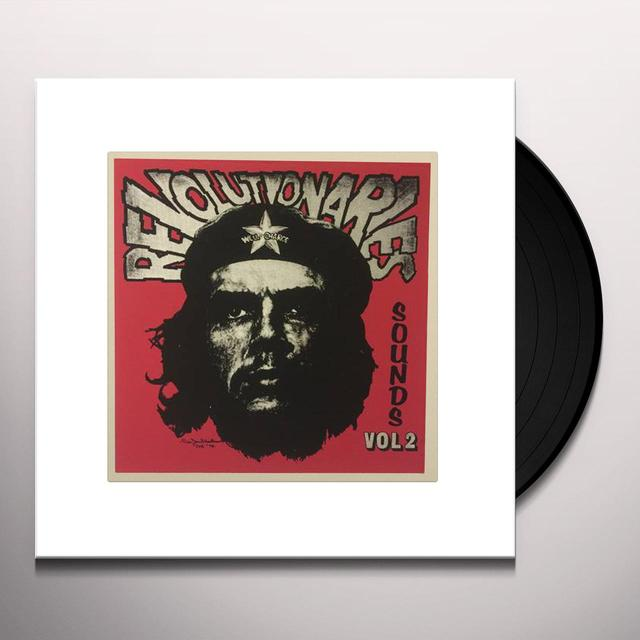 REVOLUTIONARIES SOUNDS 2 Vinyl Record
