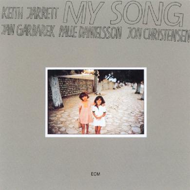 Keith Jarrett MY SONG Vinyl Record