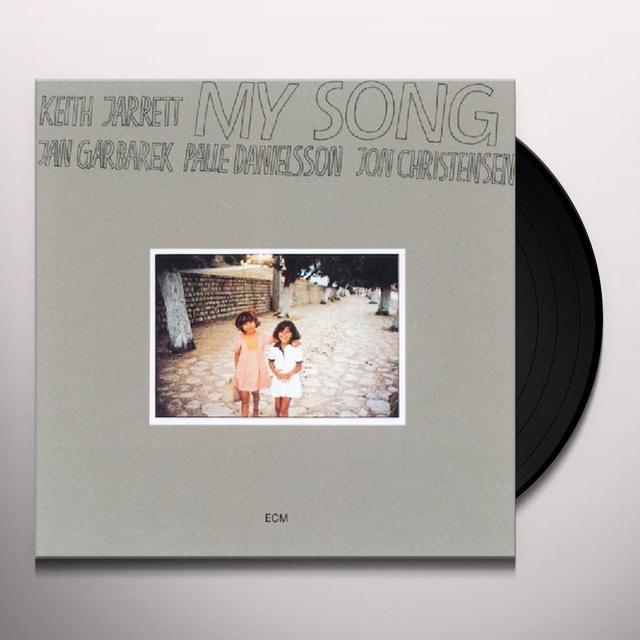 Keith Jarrett MY SONG Vinyl Record - 180 Gram Pressing