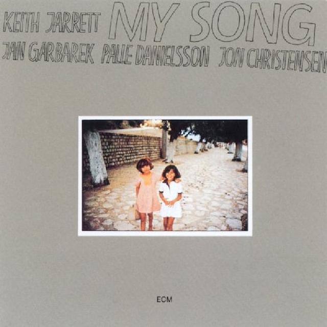 Keith Jarrett MY SONG Vinyl Record