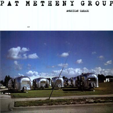 Pat Metheny AMERICAN GARAGE Vinyl Record