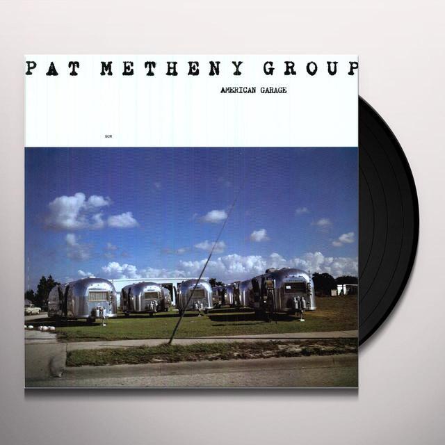 Pat Metheny AMERICAN GARAGE Vinyl Record - 180 Gram Pressing