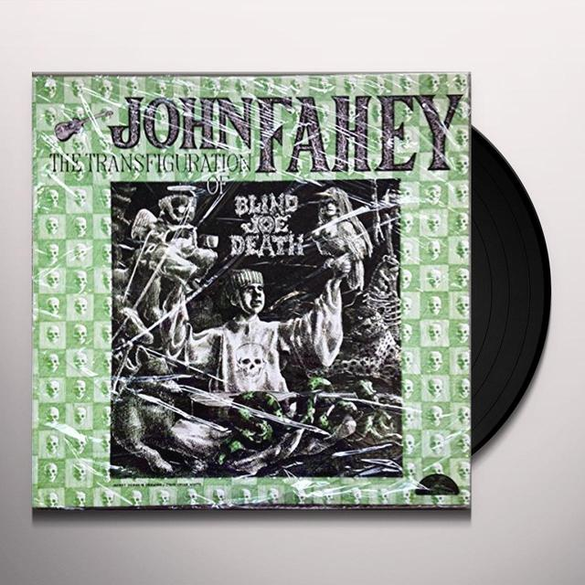 John Fahey TRANSFIGURATION OF BLIND JOE DEATH Vinyl Record
