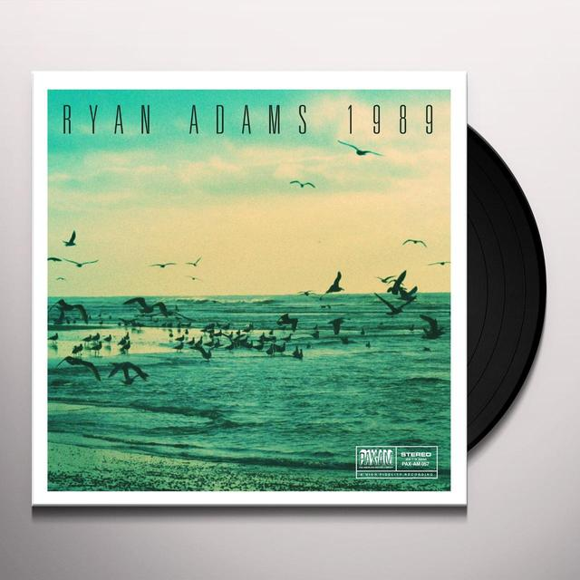 Ryan Adams 1989 Vinyl Record
