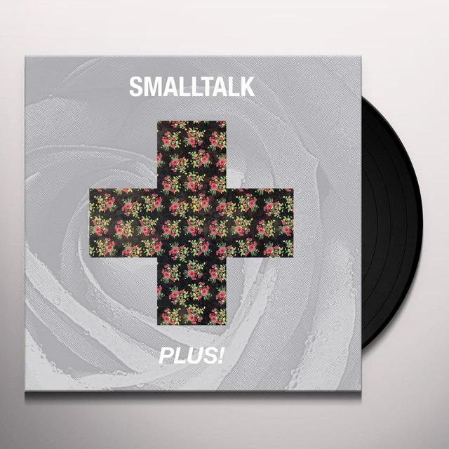 SMALLTALK PLUS! Vinyl Record - Digital Download Included