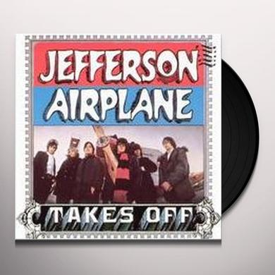 Jefferson Airplane TAKES OFF Vinyl Record - Gatefold Sleeve, Limited Edition, 180 Gram Pressing