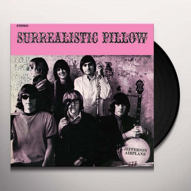 Jefferson Airplane SURREALISTIC PILLOW Vinyl Record - Gatefold Sleeve, Limited Edition, 180 Gram Pressing