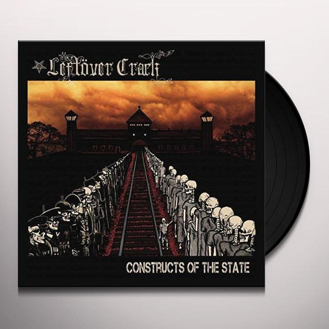 Leftover Crack CONSTRUCTS OF THE STATE Vinyl Record