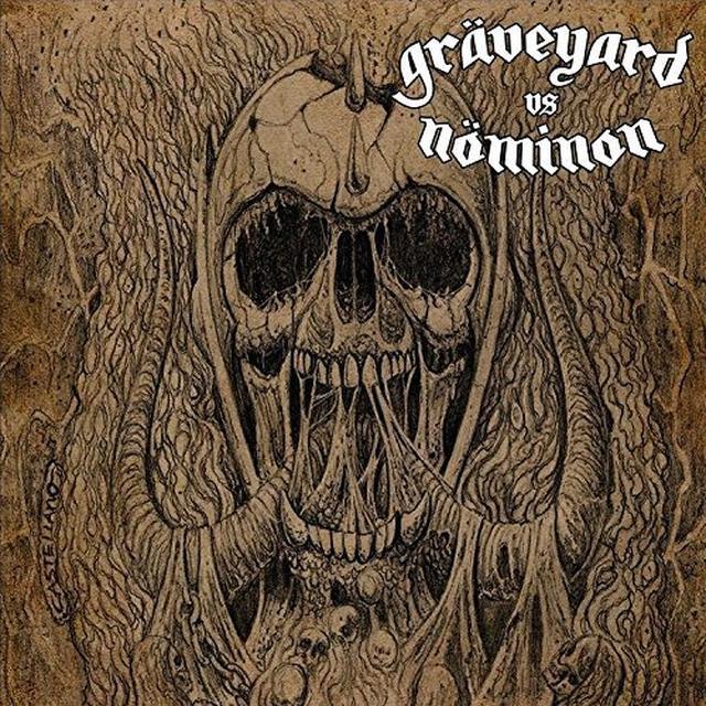 GRAVEYARD / NOMINON Vinyl Record