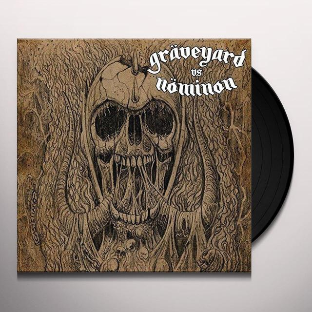 GRAVEYARD / NOMINON Vinyl Record