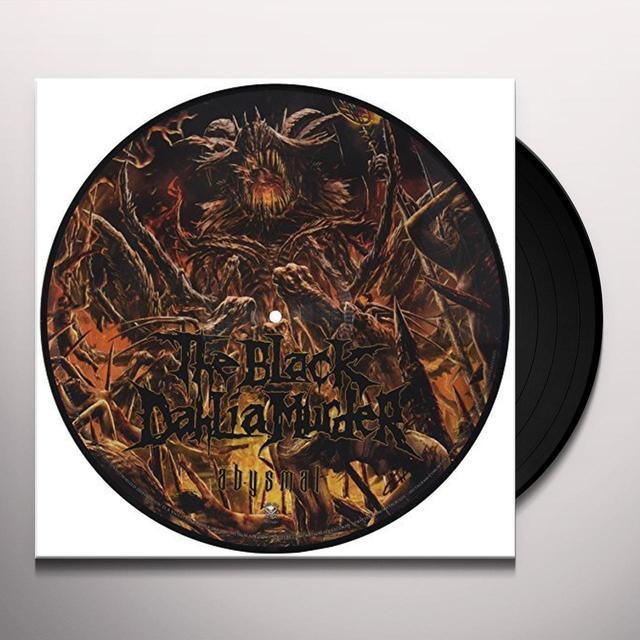 The Black Dahlia Murder ABYSMAL Vinyl Record - Picture Disc
