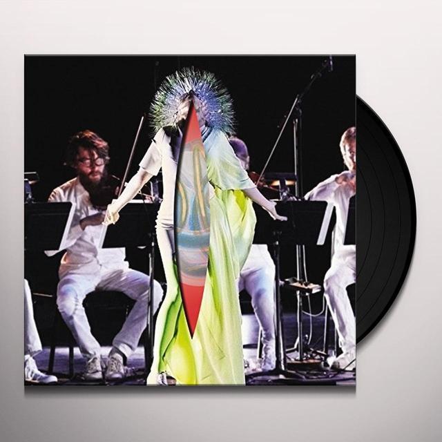 Bjork VULNICURA STRINGS Vinyl Record