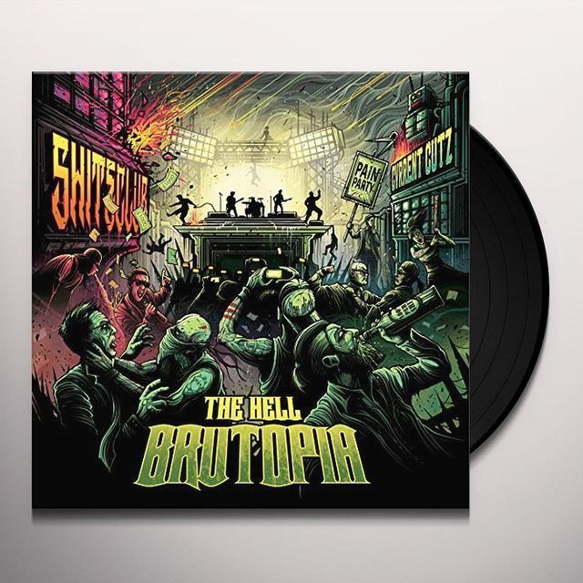 Hell BRUTOPIA Vinyl Record