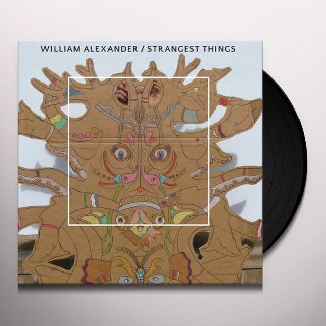 William Alexander STRANGEST THINGS Vinyl Record
