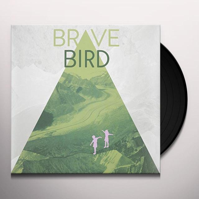 Brave Bird MAYBE YOU NO ONE ELSE WORTH IT Vinyl Record