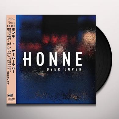 HONNE OVER LOVER EP Vinyl Record - UK Import