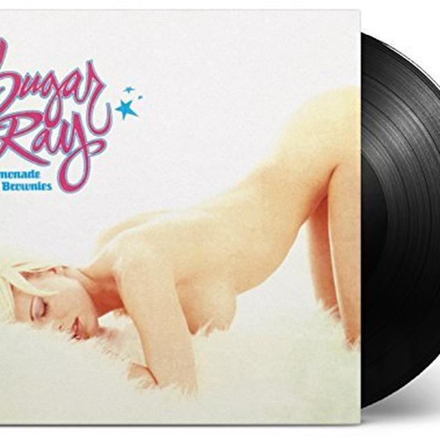 Sugar Ray LEMONADE & BROWNIES Vinyl Record