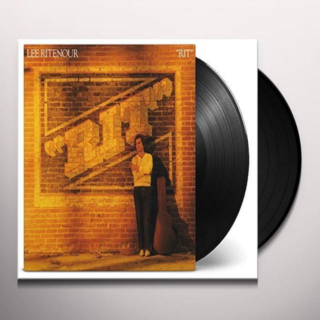 Lee Ritenour RIT Vinyl Record - Holland Import