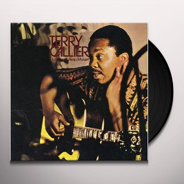 Terry Callier I JUST CAN'T HELP MYSELF Vinyl Record - Limited Edition, Japan Import