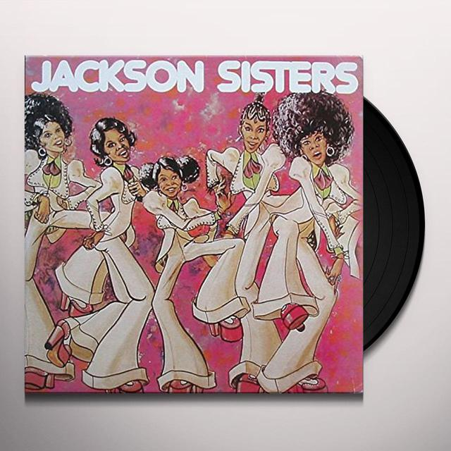 JACKSON SISTERS Vinyl Record - Limited Edition, Japan Import