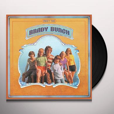MEET THE BRADY BUNCH Vinyl Record