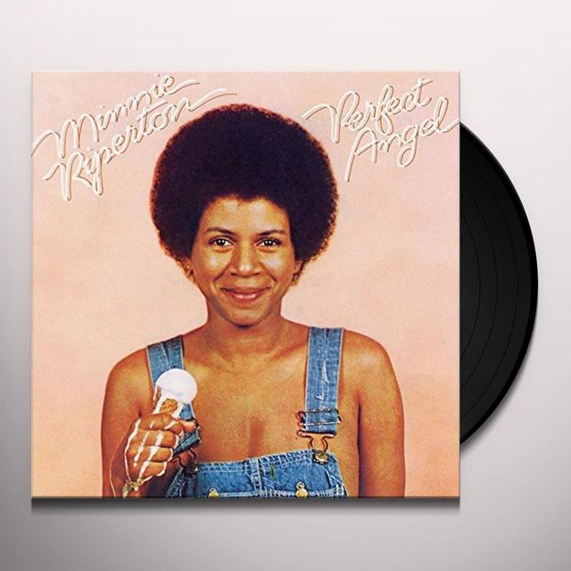 Minnie Riperton PERFECT ANGEL Vinyl Record - Limited Edition, Japan Import