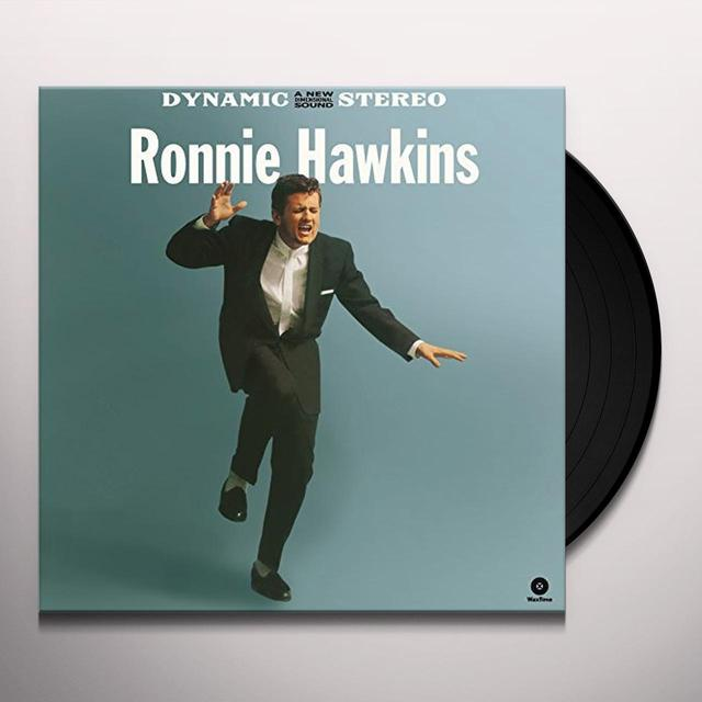 RONNIE HAWKINS (DEBUT LP) + 4 BONUS TRACKS Vinyl Record - 180 Gram Pressing