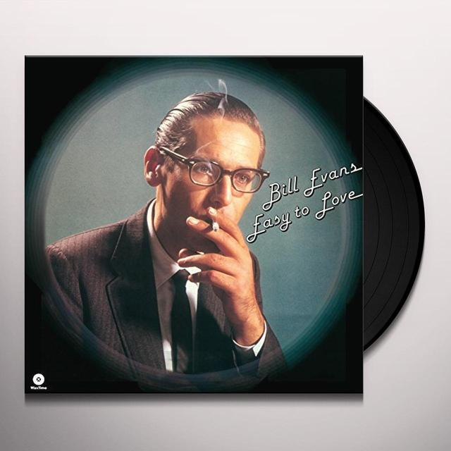 Bill Evans EASY TO LOVE + 1 BONUS TRACK Vinyl Record