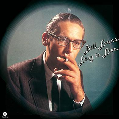 Bill Evans EASY TO LOVE + 1 BONUS TRACK (BONUS TRACKS) Vinyl Record - 180 Gram Pressing