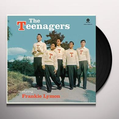 Teenagers FEATURING FRANKIE LYMON Vinyl Record
