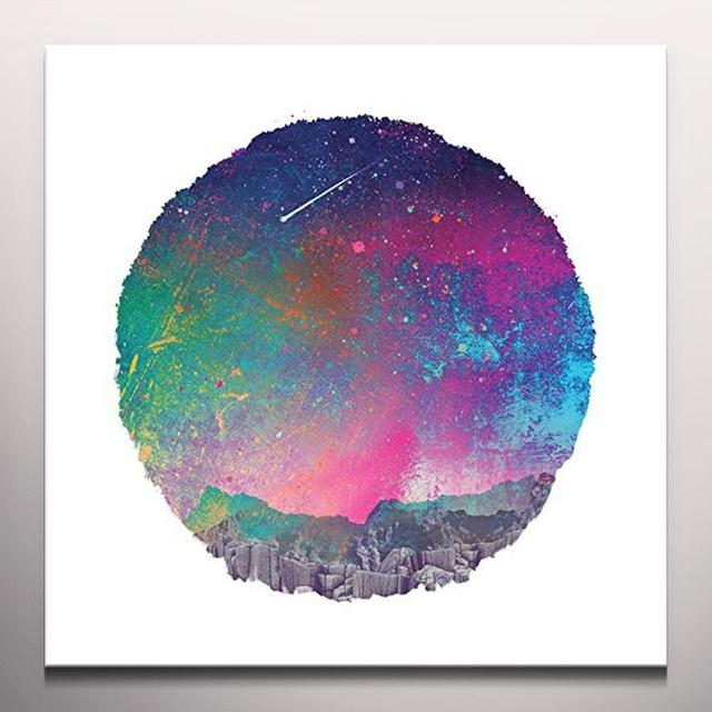 Khruangbin UNIVERSE SMILES UPON YOU Vinyl Record - Colored Vinyl, 180 Gram Pressing, UK Release