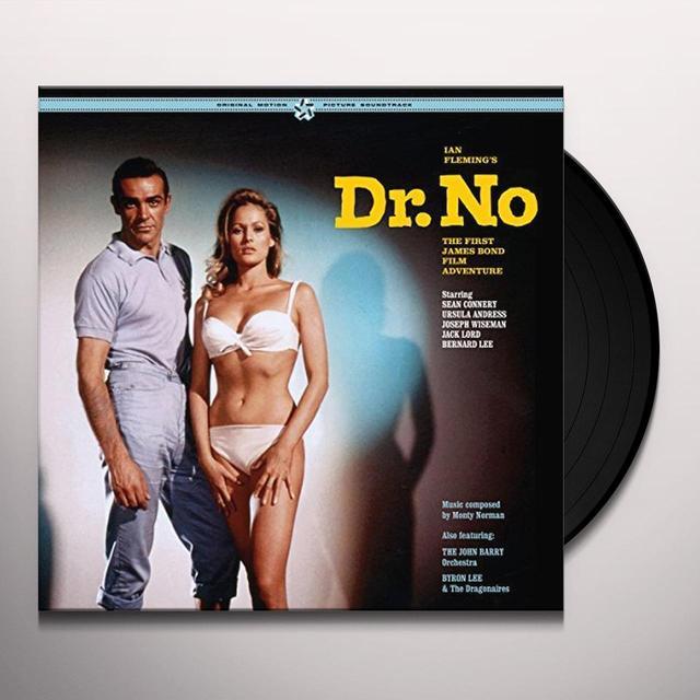 DR. NO / O.S.T. (OGV) (SPA) DR. NO / O.S.T. Vinyl Record - 180 Gram Pressing, Spain Import