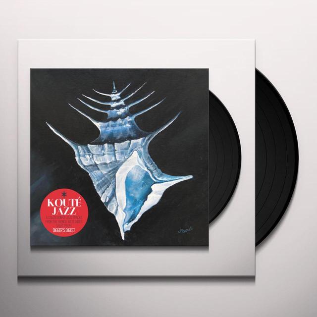 KOUTE JAZZ / VARIOUS (OGV) (UK) KOUTE JAZZ / VARIOUS Vinyl Record