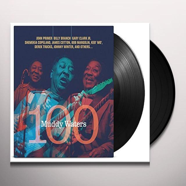 MUDDY WATERS 100: TRIBUTE / VARIOUS (OGV) (HOL) MUDDY WATERS 100: TRIBUTE / VARIOUS Vinyl Record - 180 Gram Pressing, Holland Import