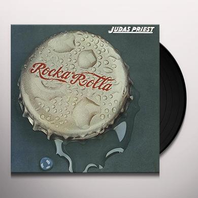 Judas Priest ROCKA ROLLA  (GER) Vinyl Record - 180 Gram Pressing