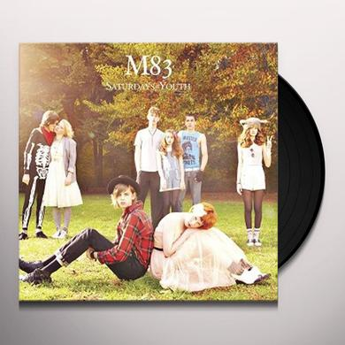 M83 SATURDAYS = YOUTH Vinyl Record - 180 Gram Pressing, UK Import