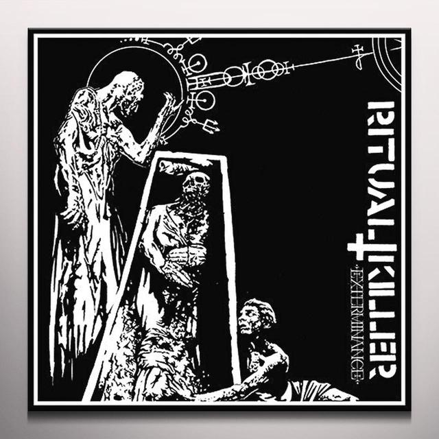 RITUAL KILLER EXTERMINANCE (TRANSPARENT RED VINYL) Vinyl Record