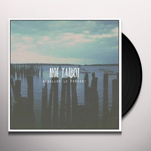 Noé Talbot DEBALLER LE PRESENT (LP+CD) Vinyl Record - w/CD, Canada Import