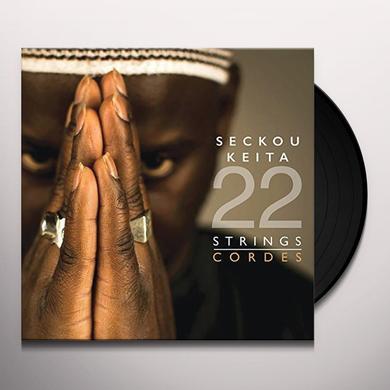 Seckou Keita 22 STRINGS Vinyl Record - UK Release
