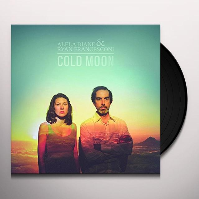 Alela Diane & Ryan Francesconi COLD MOON Vinyl Record - UK Import