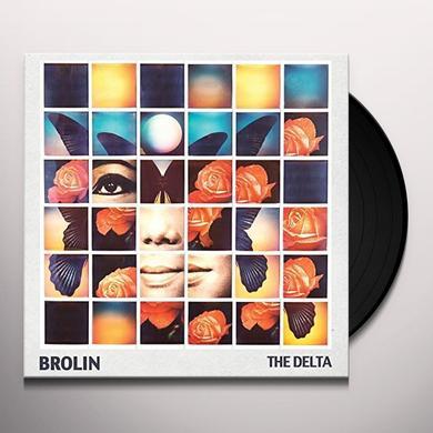 Brolin DELTA Vinyl Record - UK Import