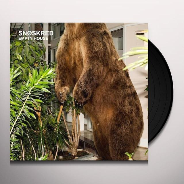 SNOSKRED EMPTY HOUSE Vinyl Record - UK Import