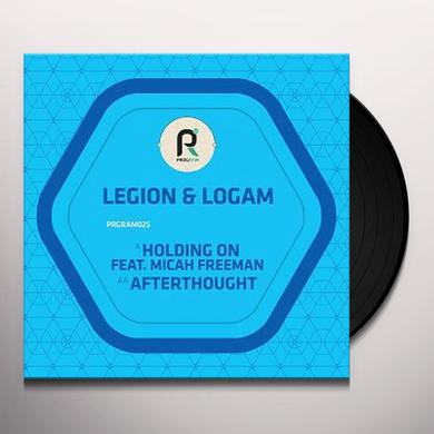 LEGION & LOGAM HOLDING ON / AFTERTHOUGHT Vinyl Record - UK Import