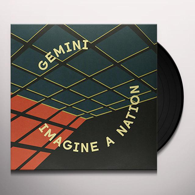 Gemini IMAGINE-A-NATION Vinyl Record