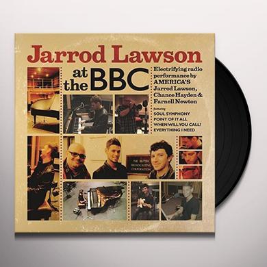 JARROD LAWSON AT THE BBC Vinyl Record - UK Import
