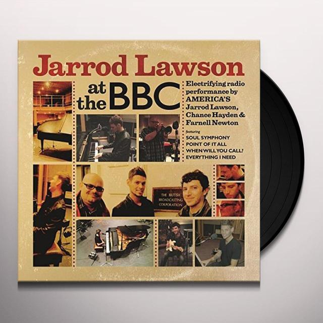 JARROD LAWSON AT THE BBC Vinyl Record - UK Import