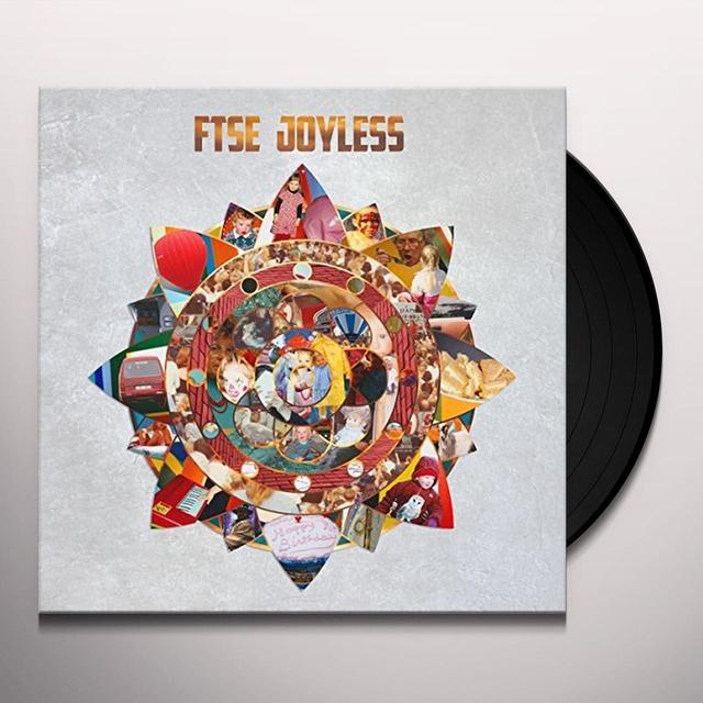 Ftse JOYLESS Vinyl Record - Portugal Import