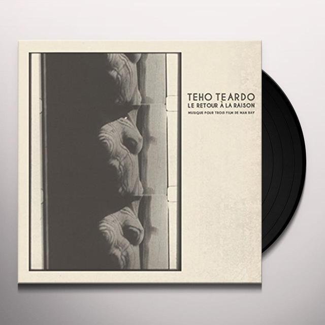 Teho Teardo LE RETOUR A LA RAISON Vinyl Record - Italy Import