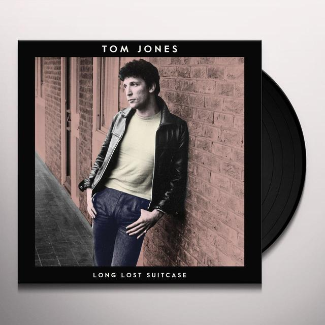 Tom Jones LONG LOST SUITCASE Vinyl Record