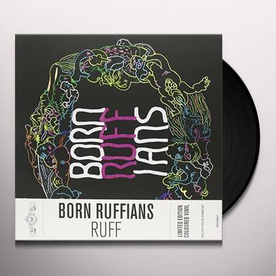 Born Ruffians RUFF Vinyl Record - Canada Import